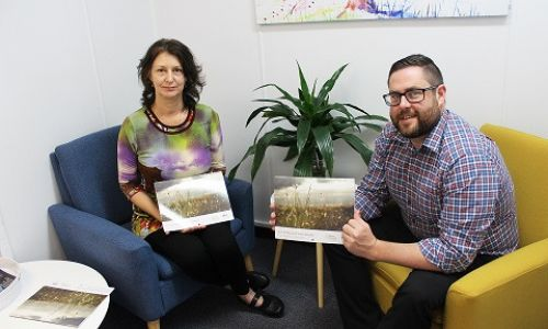 MEDIA RELEASE: Calendar asking drought communities to 'speak up' on mental health