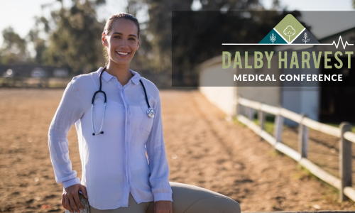 Dalby Harvest Medical Conference – Tickets now on sale